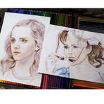 Emma Watson and Helena Carter (Wip)