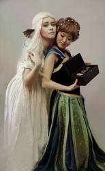 Daenerys and Anna