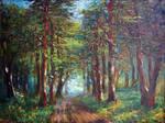 In the Forest by Alena-Koshkar