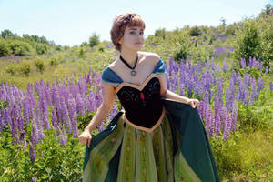 Anna (Frozen) by Alena-Koshkar