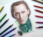 Crimson Peak. WIP( Tom Hiddleston)