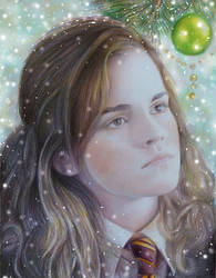 Hermione Granger :) by Alena-Koshkar