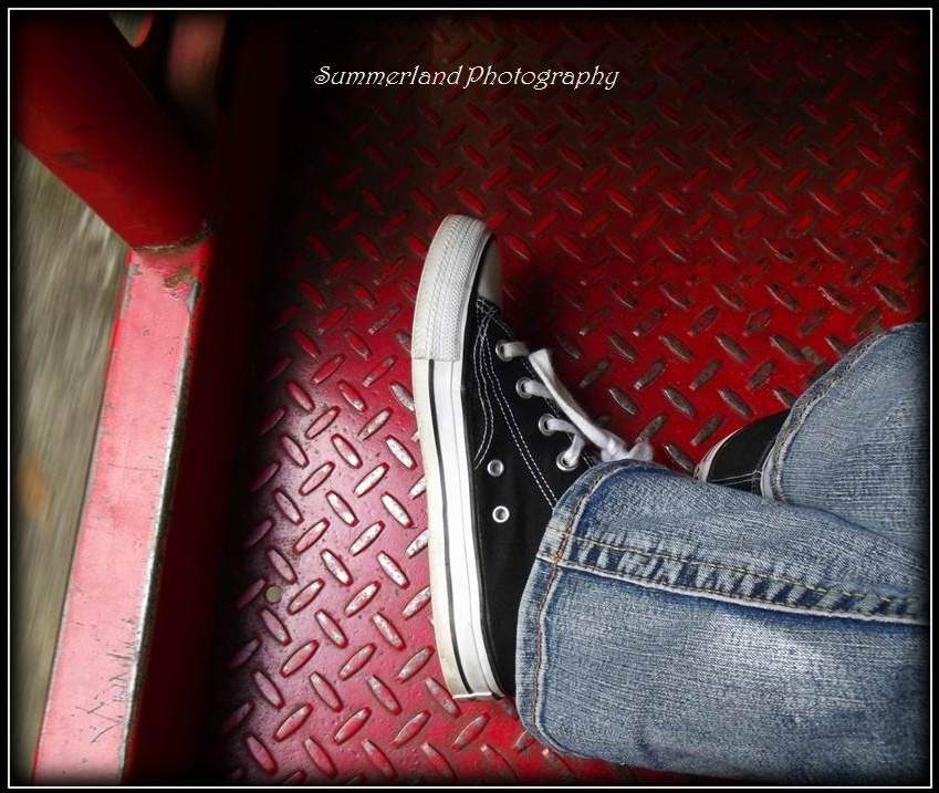 My Feet by summerstone