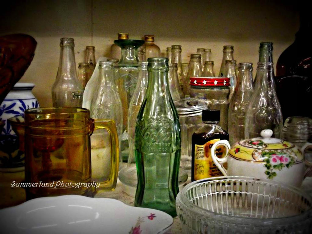 Bottles by summerstone