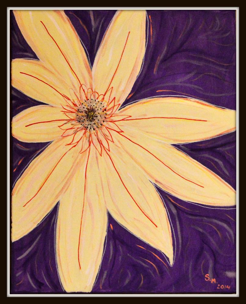 My Crazy Flower by summerstone