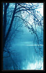 Blue Fog by InLightImagery