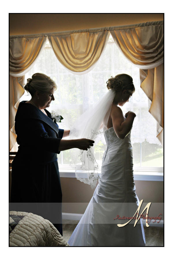 Mom and Bride by InLightImagery