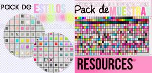 +Pack de Muestras + Estilos
