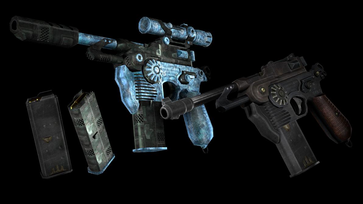 [SFM] Mauser C96 / Boomhilda - Black Ops 2 by Jacob-LHh3 ...