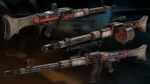 [SFM] MG-42 - Buzzsaw