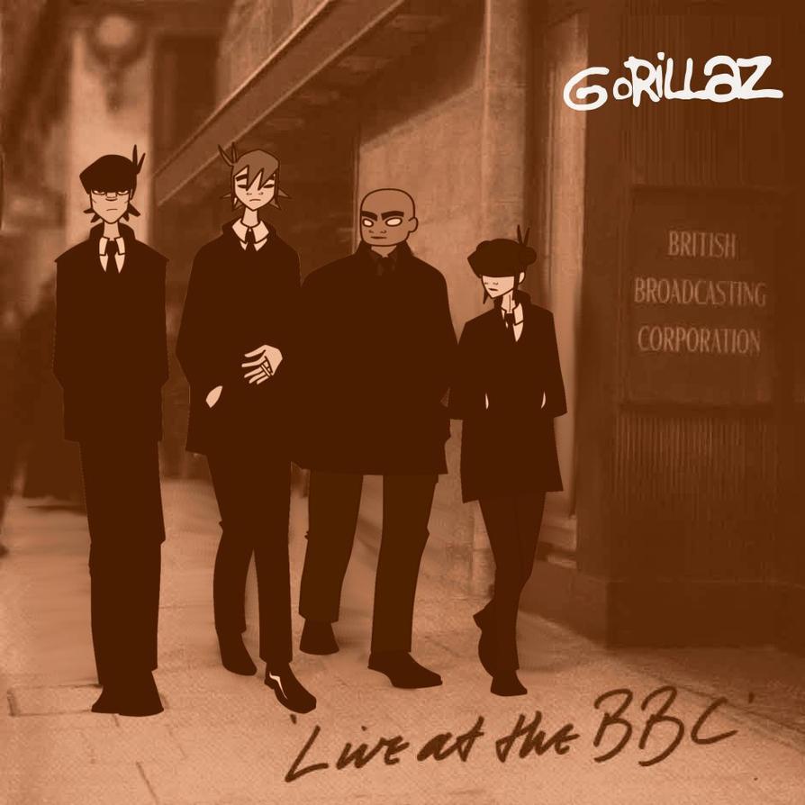 The Gorillaz- Live At The BBC by AlvrexADPot