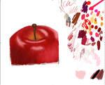 Apple-Colour Study