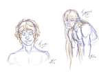 -Old OC's- Ibsen and Issac