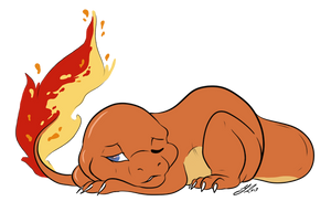 -Pokemon Challenge- Charmander
