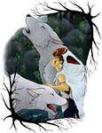 - Princess Mononoke - The Sounds of the Forest