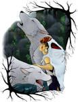 - Princess Mononoke - The Sounds of the Forest