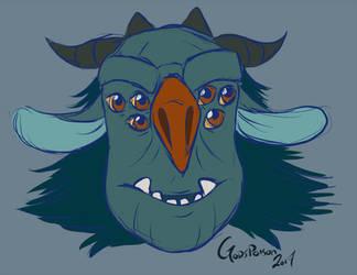 -Trollhunters- Blinky by Godspoison