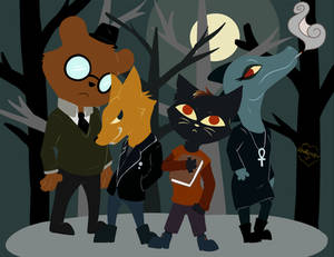 -Night In The Woods-