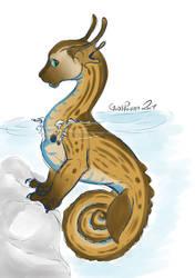 -Original Character- Aluena by Godspoison