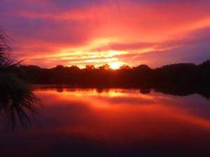 Sunset On The Lake 072020