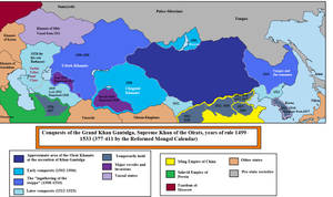 Mongol Revival