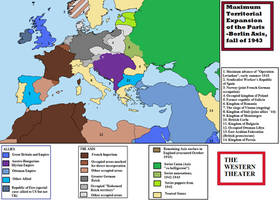 European Front by QuantumBranching