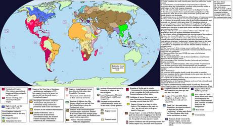 Ezcalli, Tweaked, or Carthage reaches the Americas
