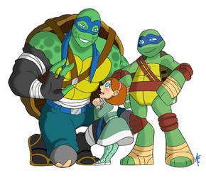 Mr. BIG Turtle by AliceCherie