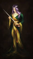Adeline as Aelys