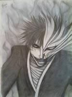Ichigo from Bleach by jackiesan17