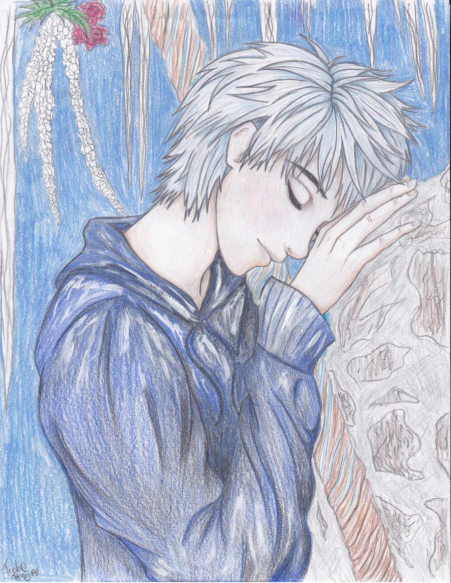 Sleepy Jack Frost by jackiesan17