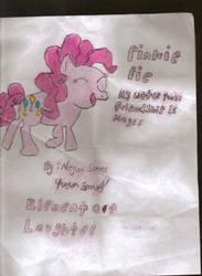 Pinkie Pie laughing