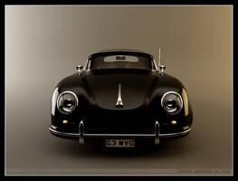 Porsche Speedster Typ 356A_04 by sedatdurucan