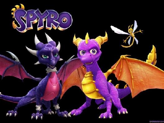 Spyro and cynder DOTD by SpyroandCynder