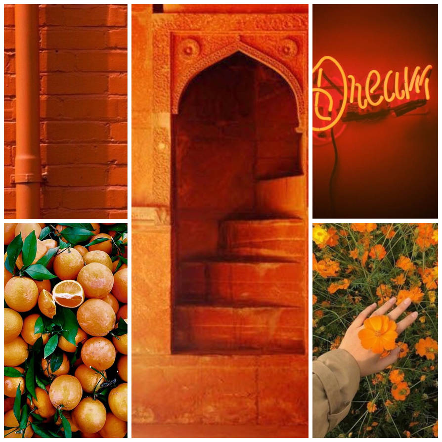 Oranges make everyone smile   by broken-light-bulbs
