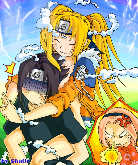 Naruto: Forward by Shailo