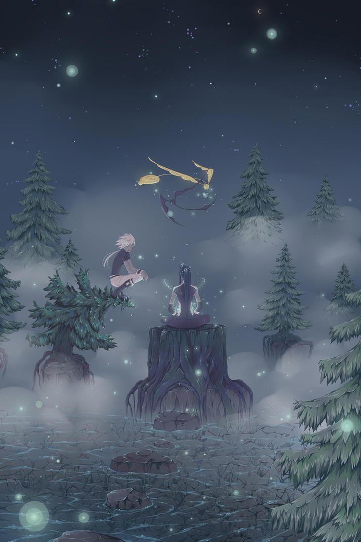 D.Gray-man: Kanda x Allen 5 by Shailo