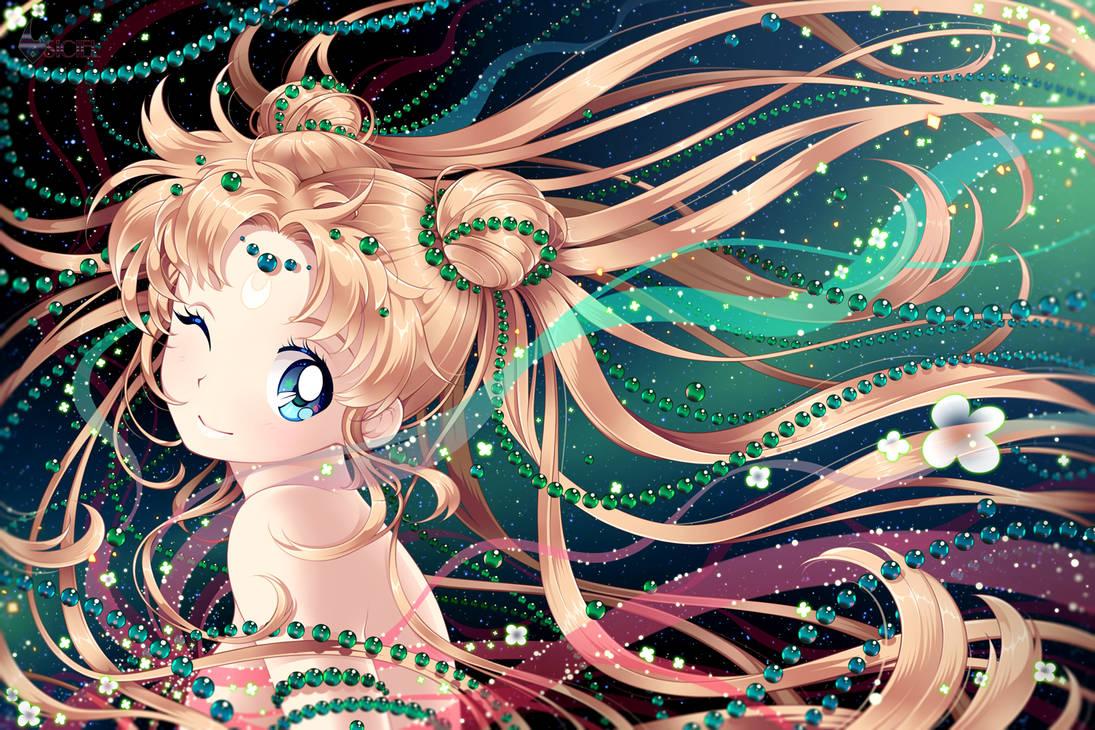 Sailor Moon: Midnight light