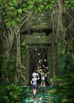 Hunter x Hunter: The Ruins