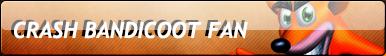 Crash Bandicoot Fan button