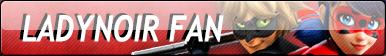 LadyNoir Fan button by ShadamyFan4everS
