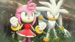 Amy and Silver