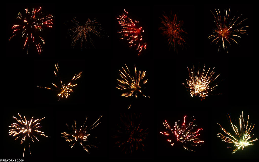 Fireworks 2008 by Myrthilla