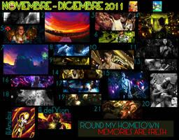 Noviembre - Diciembre 2011 by VaaaN