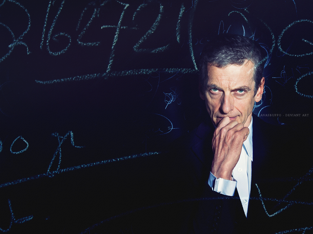 Doctor Who Wallpaper By Lavasbuffo On
