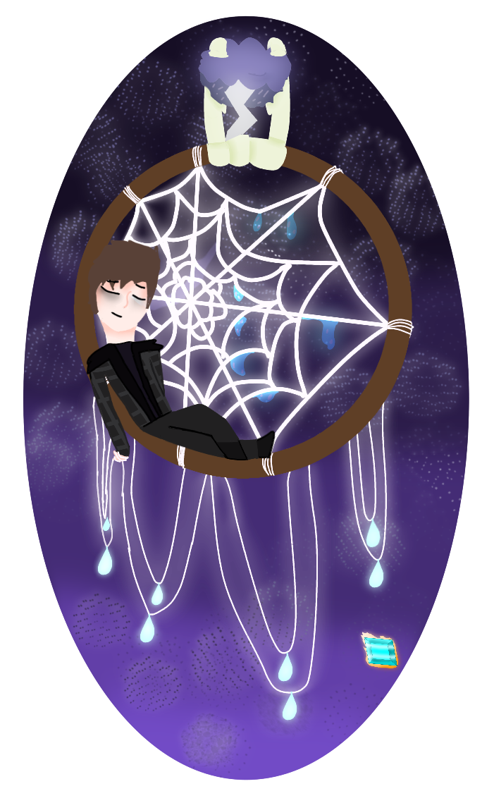 Anxiety Sanders's Dreamcatcher background by thecool262526 ...