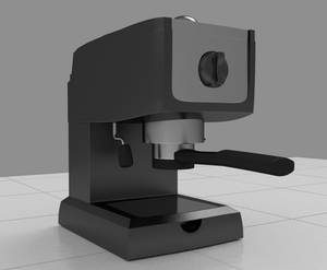 coffee maker WIP