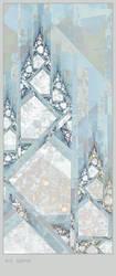 ice spires by mintyfresh