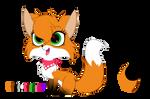 LPS OC - Dayse Fox
