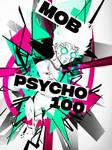 Large-Art - Mob Psycho 100 by Daisu-Art